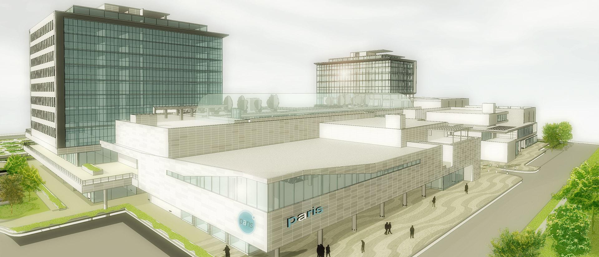 Centro Comercial CAEP