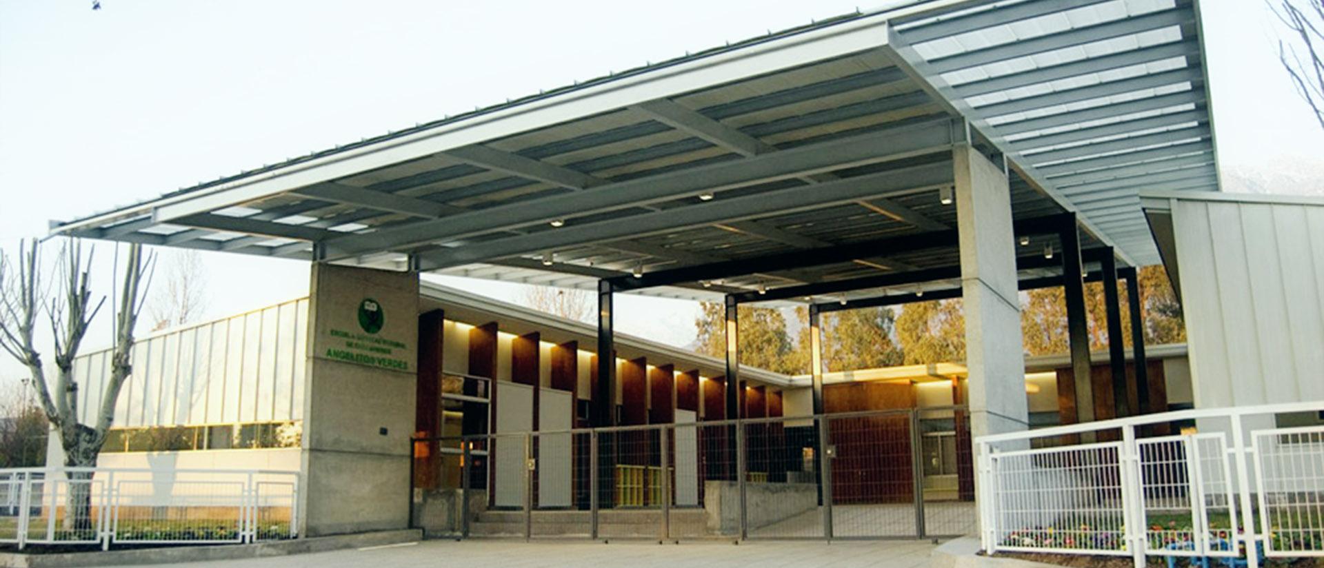 Escuela Angelitos Verdes I