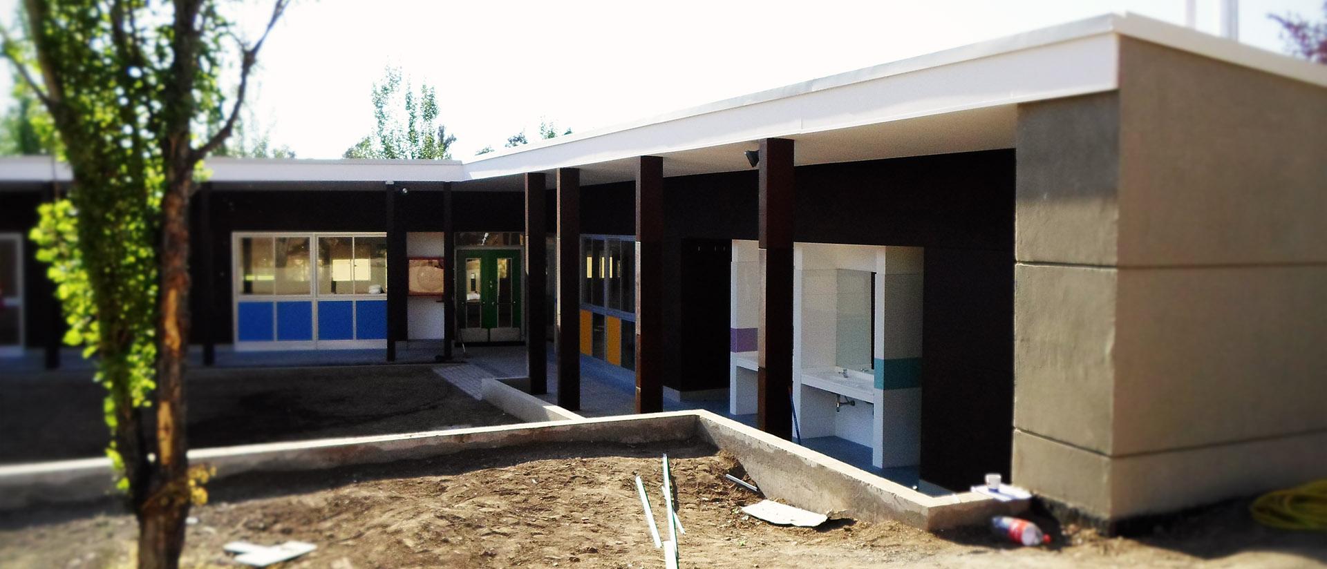 Ampliación Escuela Angelitos Verdes